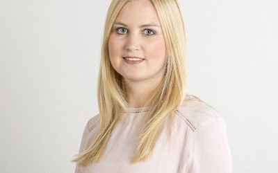 Teilnehmerbetreuerin Anna-Lena Staudenmaier