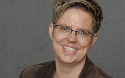 Teilnehmerbetreuerin Iris Schluckebier